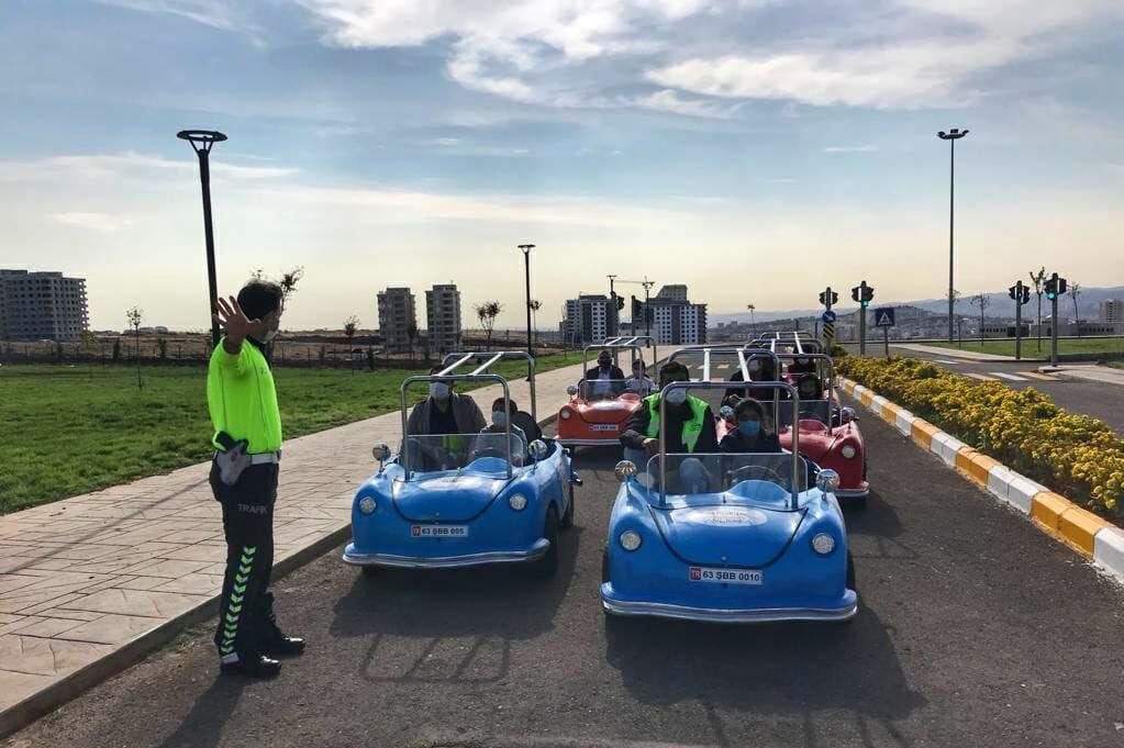 Bakan Soylu duyurdu: 6 ilde trafik eğitim parkının yapımı tamamlandı