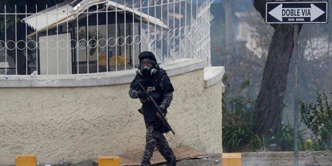 Esmeraldas hapishanesinde güç kavgası ölümlere yol açtı