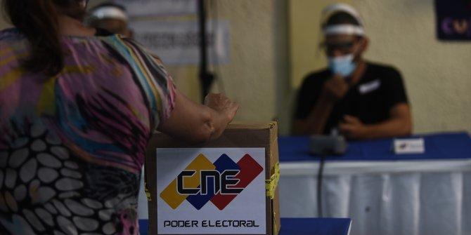Venezuela'da seçim heyecanı
