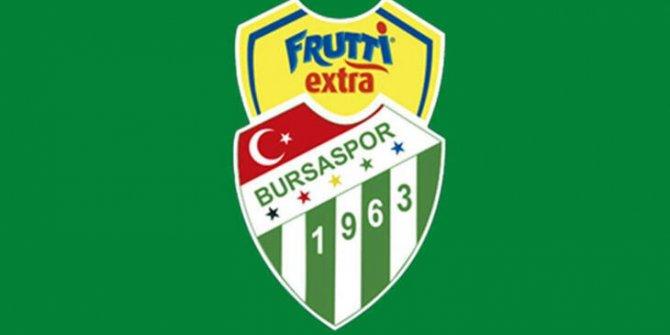 Bursaspor'da bir oyuncunun daha korona testi pozitif çıktı