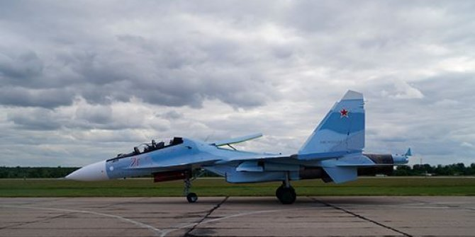 Karadeniz'de gergin dakikalar. Rus savaş uçağı, ABD ve Fransız uçaklarını engelledi