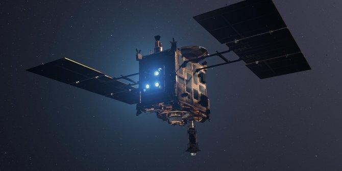 Hayabusa 2 uzay aracının kapsülü Japonya'ya getirildi