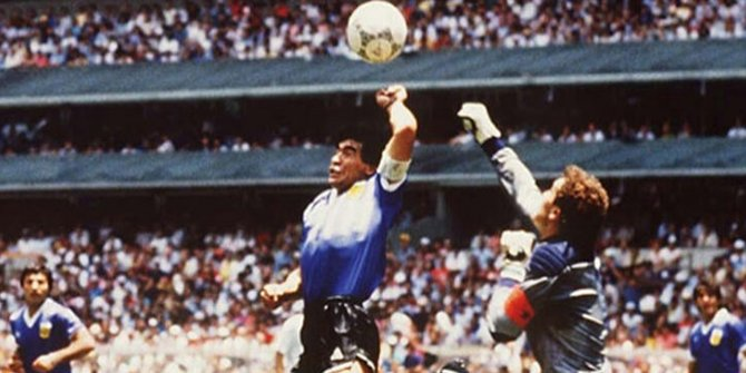 Maradona için ülkesinden anlamlı karar