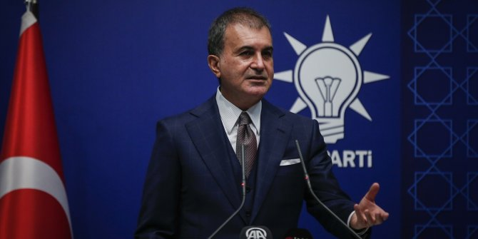 AKP Sözcüsü Ömer Çelik MYK sonrası açıklamalarda bulundu