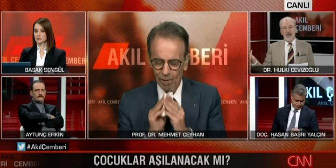 Prof. Dr. Mehmet Ceyhan'ın sağlık durumu ile ilgili ilk açıklama. Mehmet Ceyhan rahatsızlığı ne? İşte son durumu