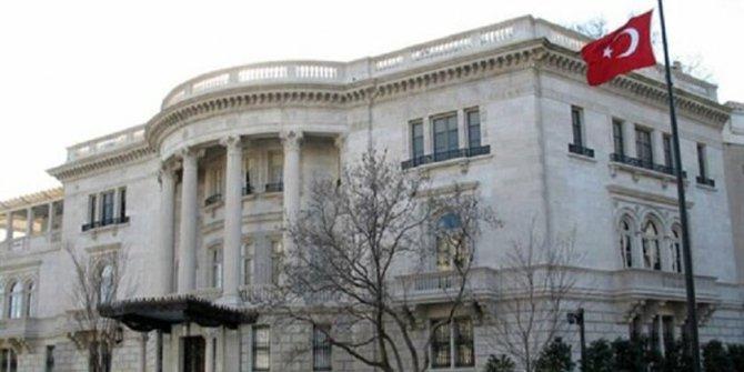 Paris Büyükelçiliğine dikkat çeken atama