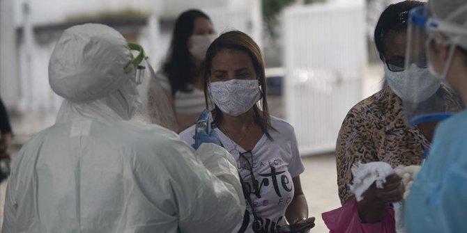 Dünya genelinde Kovid-19 tespit edilen kişi sayısı 68 milyon 568 bini aştı