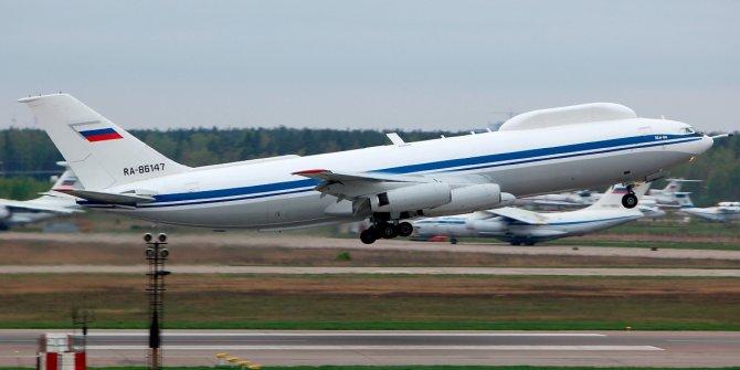 """Rusya'da ortalık toz duman : Putin'in """"Kıyamet Günü"""" uçağını soydular"""