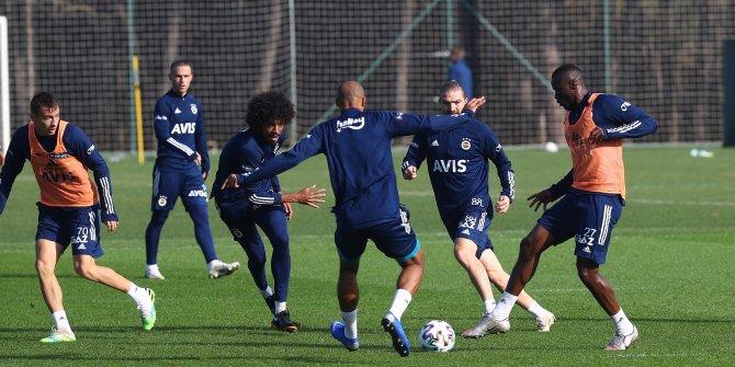 Fenerbahçe'de Sangare sevinci