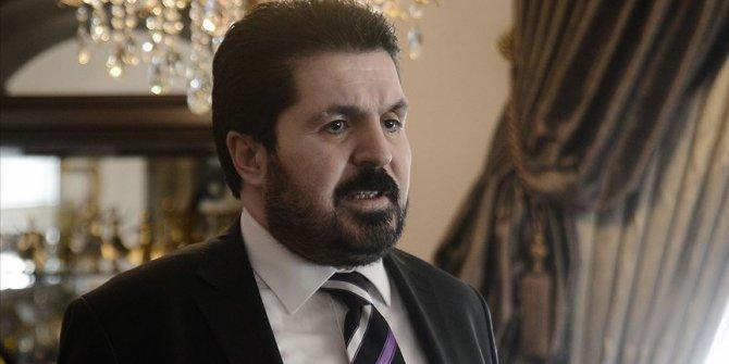Ağrı Belediye Başkanı Savcı Sayan'ın acı günü