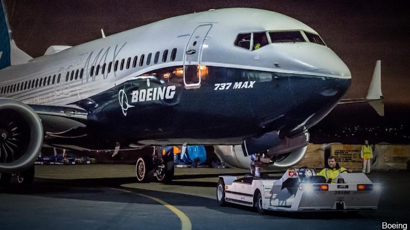 Boeing 737 Max için flaş karar