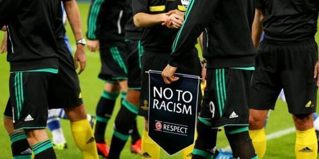 No to Racism ne demek?