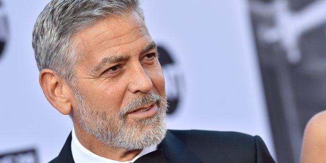 Dünyaca ünlü aktör George Clooney, hastaneye kaldırıldı