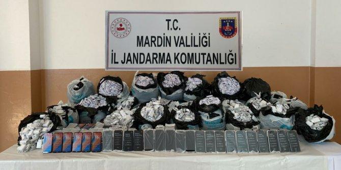 Mardin'de gübrelerin altına gizlenmiş şekilde buldu