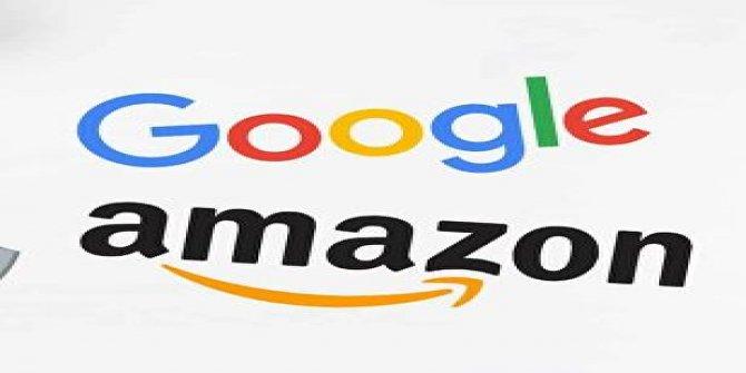Fransa'dan Google ve Amazon'a rekor ceza