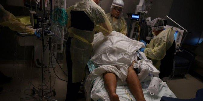 Korona virüsünde korkunç rekor. Bir günde 3 bin insan öldü