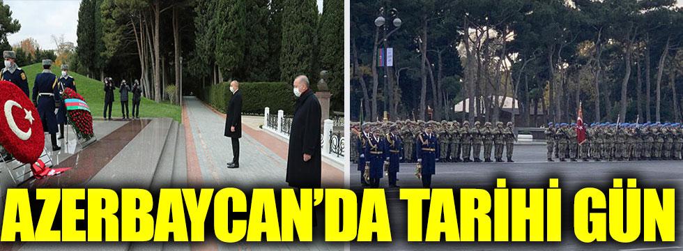 Azerbaycan'da tarihi gün