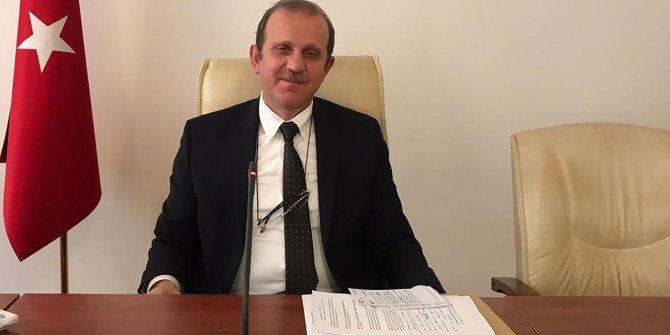 KTÜ Rektörü Prof. Dr. Hamdullah Çuvalcı koronaya yakalandı