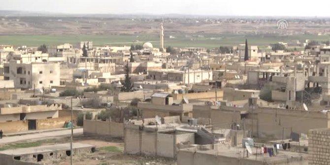 Cerablus'da bir köyü havaya uçuracaktı. Gaziantep sınırında hareketli saatler