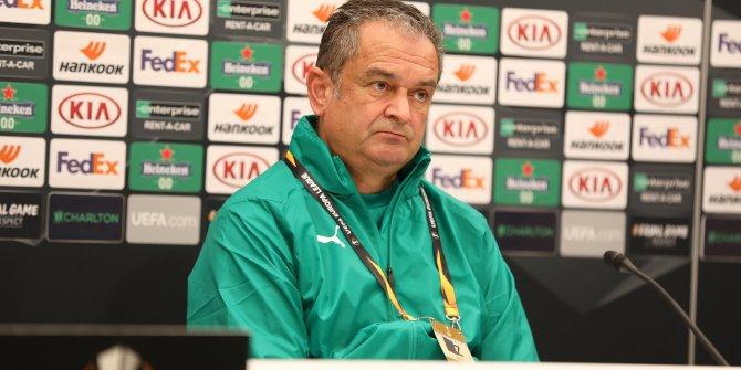 Sivasspor Yardımcı Antrenörü Bülent Albayrak'tan maç sonu açıklamaları