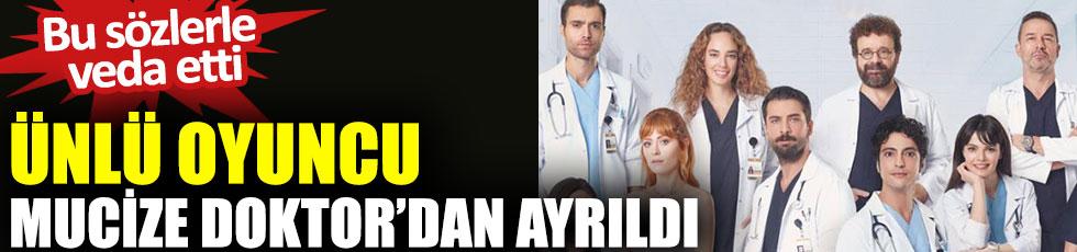 Mucize Doktor'un Ferda'sı Seda Bakan'dan ayrılık paylaşımı