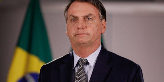 Brezilya Devlet Başkanı Jair Bolsonaro korona virüs aşısına güvenmiyor