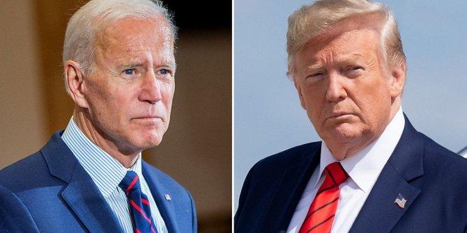 Biden'dan Trump'a siber suçlama
