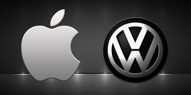 Volkswagen yöneticisinden flaş Apple itirafı