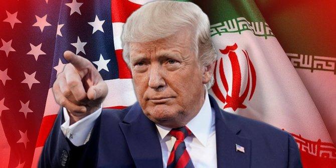 Trump suçladı İran çok sert cevap verdi