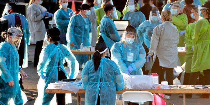 Dünyagenelinde korona virüs vakasayısı81 milyonugeçti