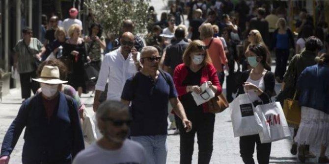 Korona virüsün mutasyon geçiren türüne Yunanistan'da rastlandı