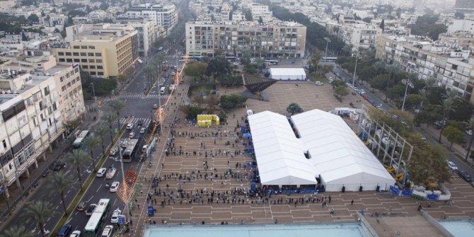 İsrail bile toplu aşılamaya başladı