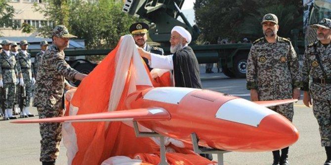 İran İHA tatbikatı yaptı