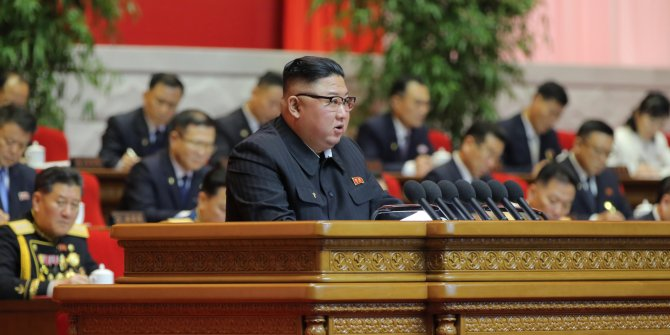 Kuzey Kore'nin lideri Kim Jong-Un'dan şoke eden itiraf