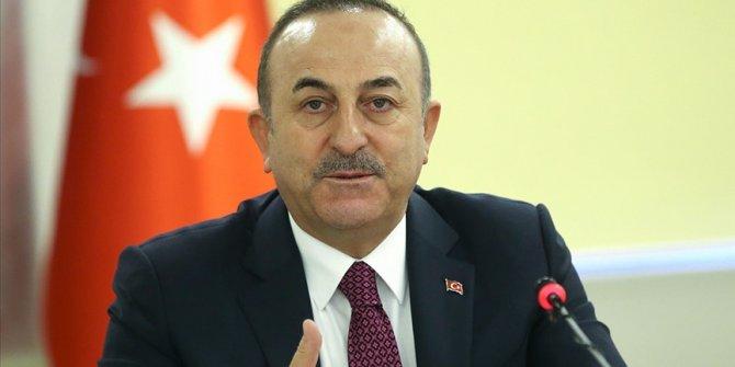 Çavuşoğlu'ndan Türk gemisine baskın açıklaması