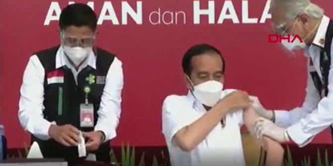 Endonezya Çin aşısı CoronaVac'ı uygulayan ilk ülke oldu