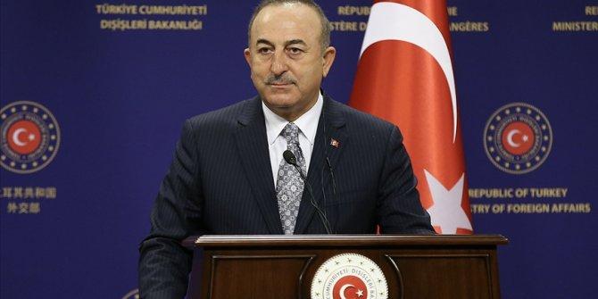 Bakan Çavuşoğlu'ndan flaş açıklama Üç ülke anlaştı!