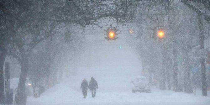 Meteorolojiden 13 il için kar yağışı uyarısı