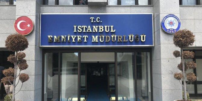 İstanbul  Emniyet'inde görev değişikliği