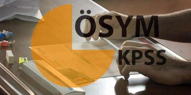 KPSS tercih sonuçları açıklandı... KPSS yerleştirme sorgulama nasıl yapılır