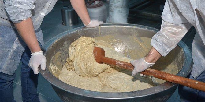 Balkanlar'dan Trakya'ya gelen lezzet: Tahin helvası