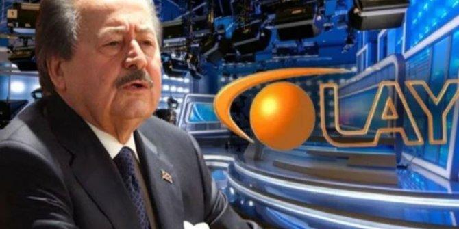 Cavit Çağlar'dan flaş Olay TV kararı. 180 kişi işsiz kaldı. İstifa edip işbaşı yapmışlardı!