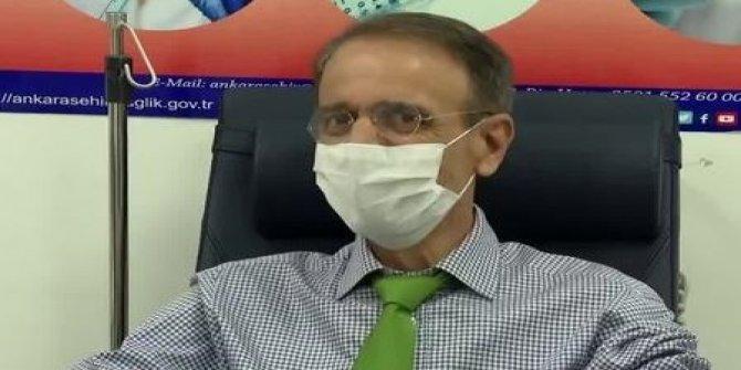 Korona aşısını dün yaptıran Mehmet Ceyhan geçen hafta söylediklerini unuttu galiba. Televizyonda açıklamıştı