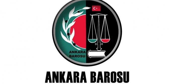 Ankara Barosu hakkında soruşturma izni