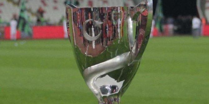Ziraat Türkiye Kupası çeyrek final kuraları ne zaman saat kaçta?