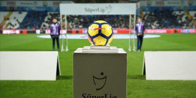Süper Lig'de 19. haftanın heyecanı başlıyor. Haftanın programı açıklandı
