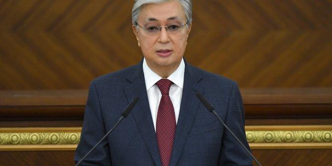 Kazakistan Cumhurbaşkanı Tokayev, Mecliste net konuştu