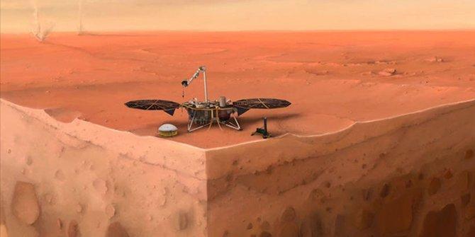 NASA'nın keşif aracı Curiosity, Mars'taki 3 bininci gününde
