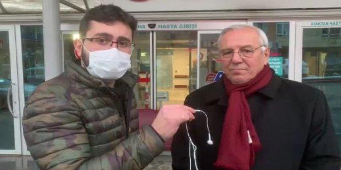 Orhan Uğuroğlu'ndan saldırının ardından ilk açıklama