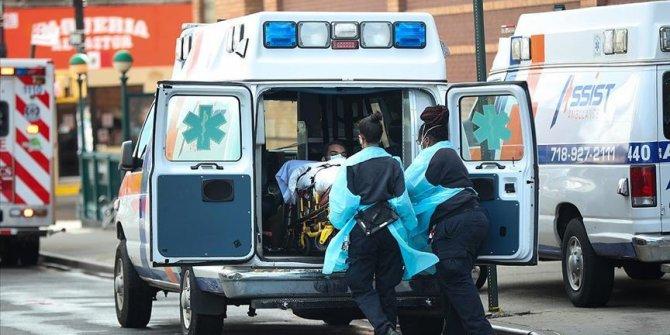 ABD'de koronadan ölenlerin sayısı son 24 saatte 4 bin 150 arttı
